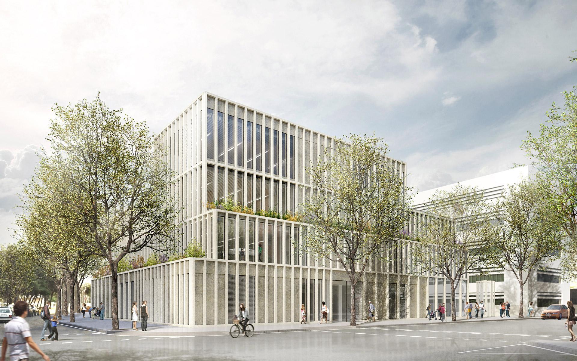Vivas-Arquitectos_Biblioteca-St-Marti_01
